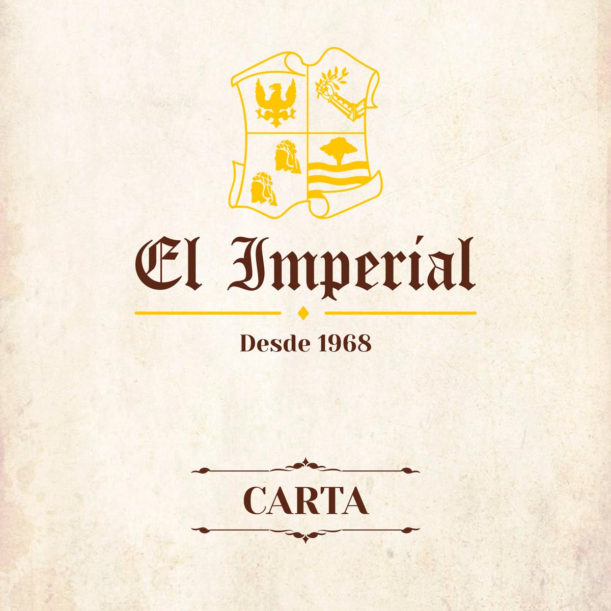 La carta de El Imperial